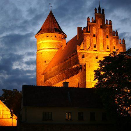 Zamek i muzeum Mikołaja Kopernika w Olsztynie