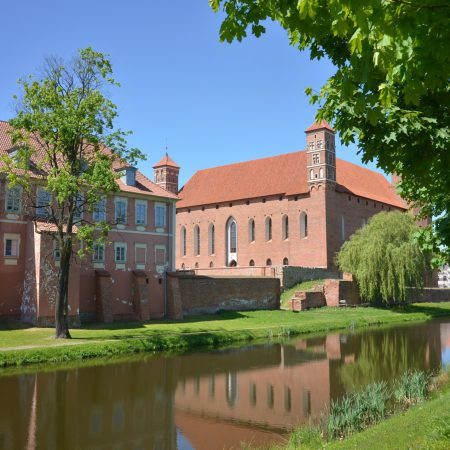 The Gothic Teutonic castles trail